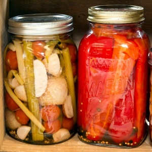 pickled preserves