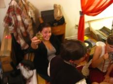 afton drinking