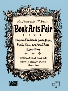 bookarts fair poster