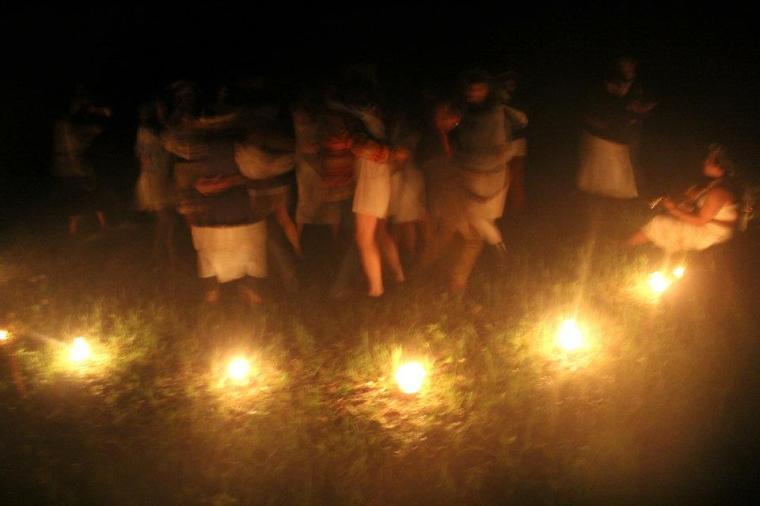 kupalo dancing